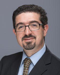 Photo of Mehdi Tajvidi, Graduate Coordinator