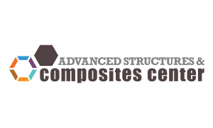 Advanced Structures and Composites Center logo