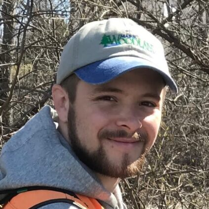 Picture of Tyler Everett, grad student